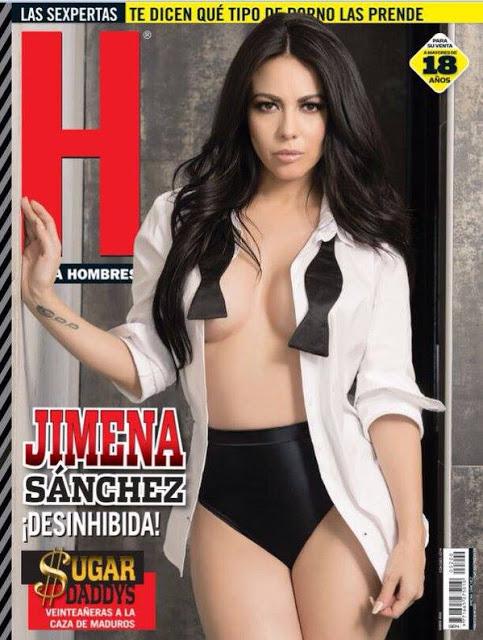 Jimena Sanchez Revista H Enero 2016PDF