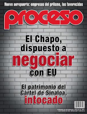 Revista Proceso México – 24 Enero 2016 –PDF