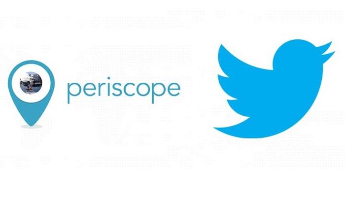Los videos de Periscope ya se pueden ver directamente enTwitter