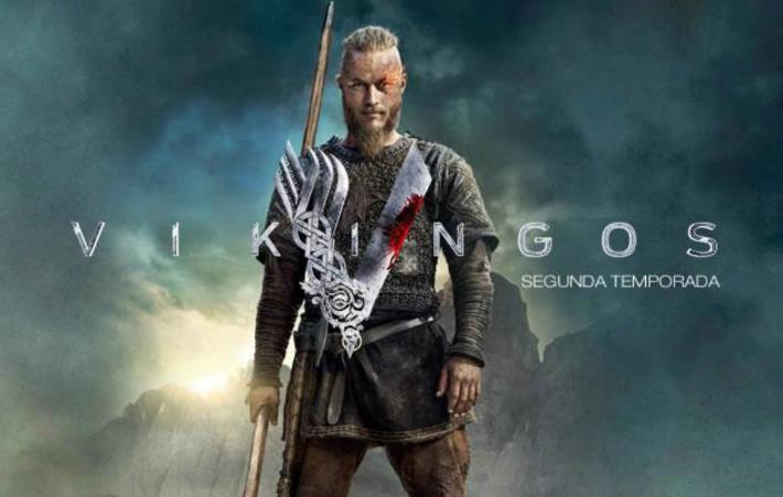 Vikingos Temporada 2 Español Latino HDMega