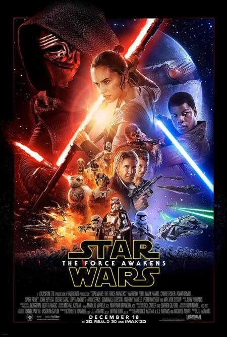 Star Wars: El despertar de la Fuerza (2015) HD 1080pLatino/inglés