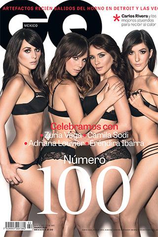 Revista GQ Mexico Marzo 2016PDF