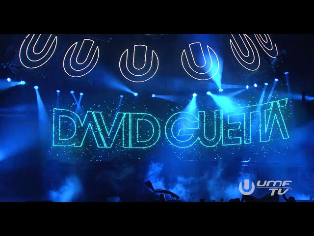 David Guetta – Live @ Ultra Music Festival 2016 (Miami) – 20-MAR-2016