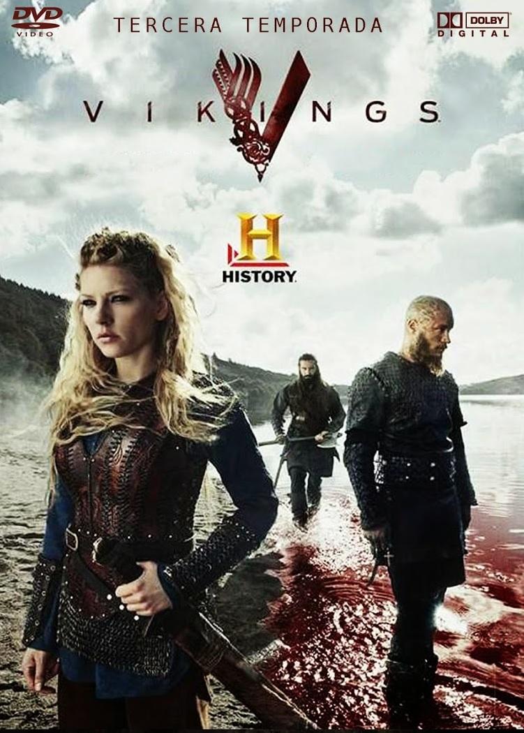 Vikingos Temporada 3 Español LatinoHD